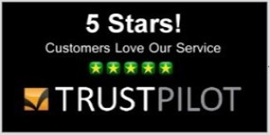 Highly Rated on Trustpilot for 40 uk car parks